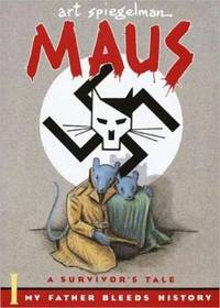 photo of Maus a Survivors Tale My Father Bleeds History